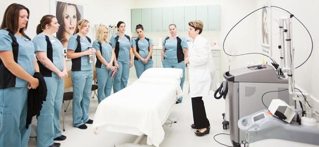 Certified Laser Treatment Technicians